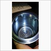 pcracingusa stainless steel re-usable oil filter(使