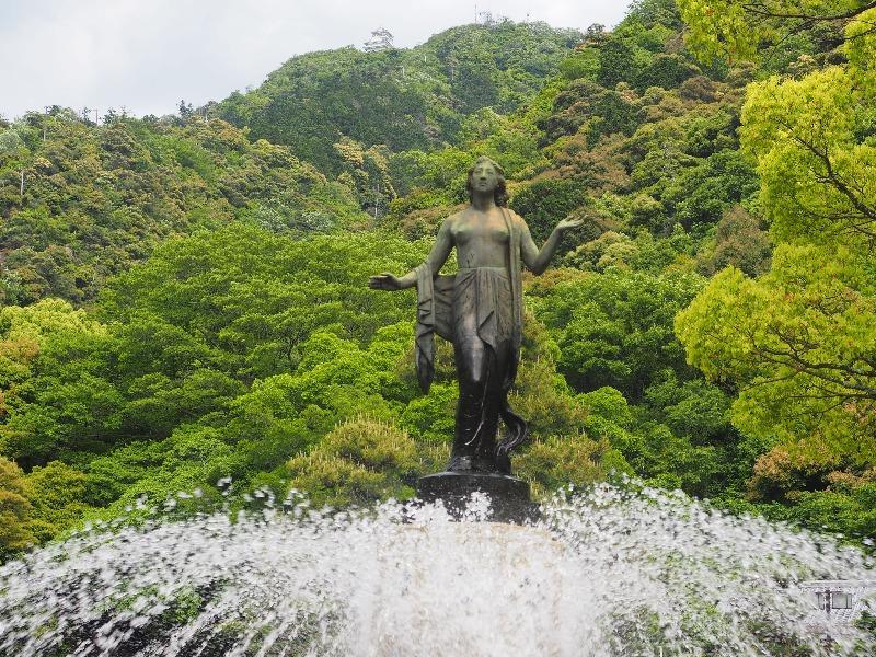 岐阜公園 新緑(3)