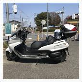 """""""ヤマハ グランドマジェスティ""""の愛車アルバム"""