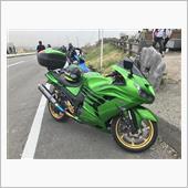 """""""カワサキ ニンジャZX14R""""の愛車アルバム"""