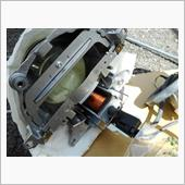 スズキ純正  MH23SワゴンR用 HID純正ヘッドライト(の中身)