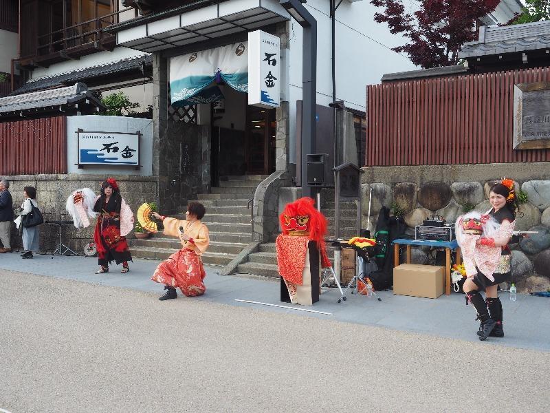 長良川観光ホテル石金 パフォーマンス(1)