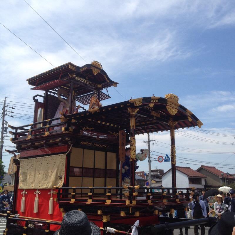 八幡神社 奉芸 全13輛 松竹やま(1)