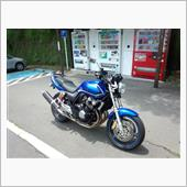 """""""ホンダ CB400SFV""""の愛車アルバム"""