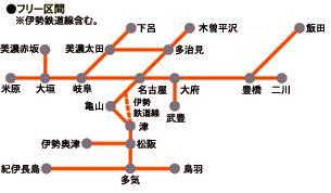 JR東海 青空フリーパス