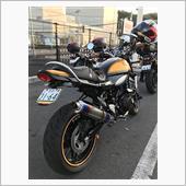 """""""カワサキ Z900RS""""の愛車アルバム"""