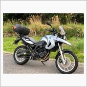"""""""BMW F650GS""""の愛車アルバム"""