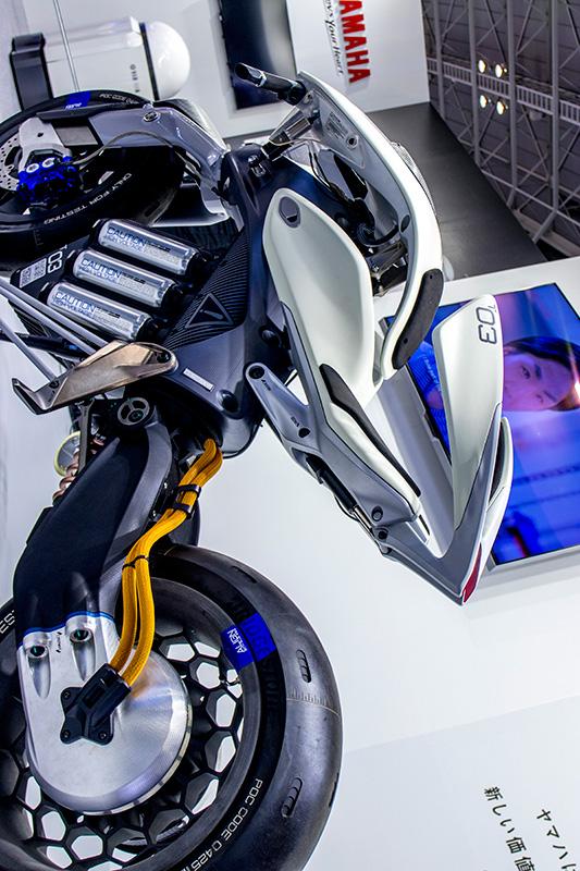 Yamaha MOTOROiD Concept ヤマハ