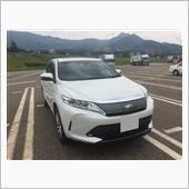 """""""トヨタ ハリアーハイブリッド""""の愛車アルバム"""