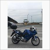 """BMW F800ST""の愛車アルバム"