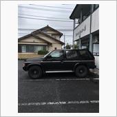 """""""日産 テラノ""""の愛車アルバム"""
