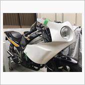 """""""ヤマハ TZR250""""の愛車アルバム"""