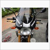 英国製 Ducatiステッカー