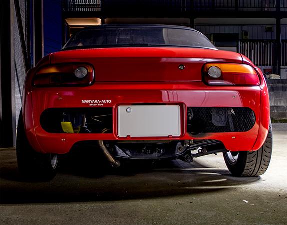Honda Beat PP1 ホンダ・ビート