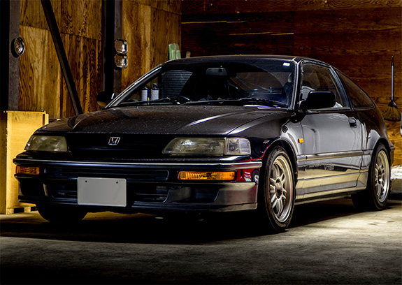 Honda CR-X SiR EF8