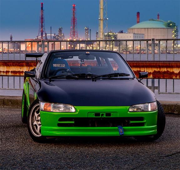 Honda Beat ホンダ ビート