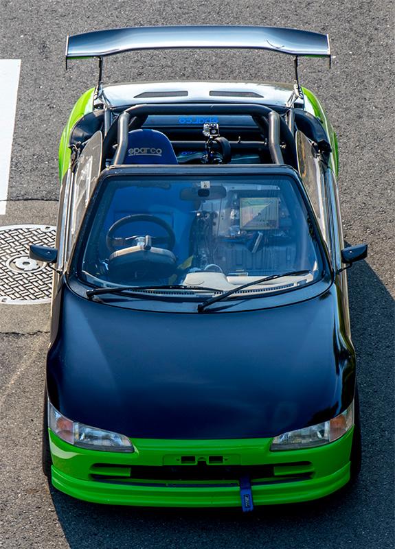 Honda Beat ホンダ ビート pp1
