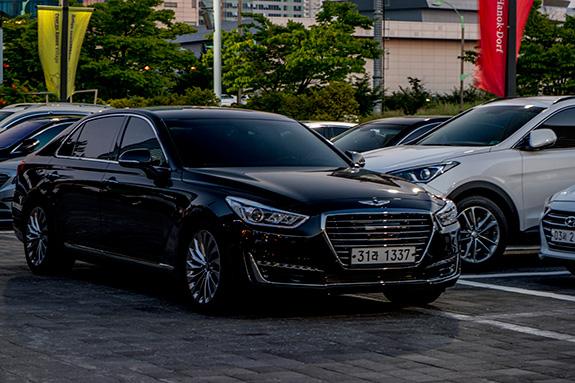 Hyundai GENESIS G80 (DH) ヒュンダイ ジェネシス