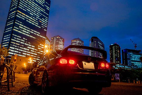 ホンダ シビック タイプR FD2 Honda Civic TypeR OBP Osaka Business Park 大阪ビジネスパーク