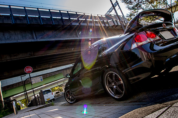 Honda Civic Type R FD2 ホンダ・シビック タイプR FD2