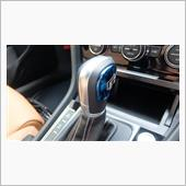 NextBlue] フォルクスワーゲン 専用 Volkswagen VW シフトノブカバー Golfの画像