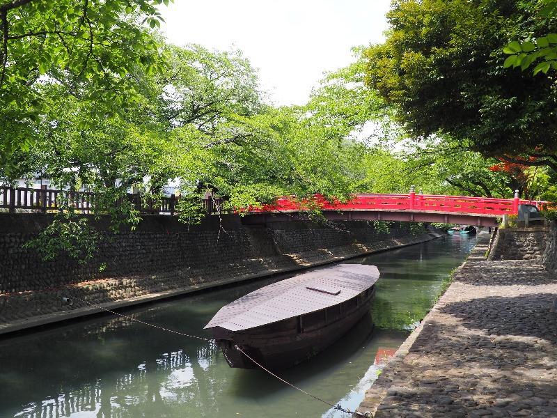 四季の路 住吉橋