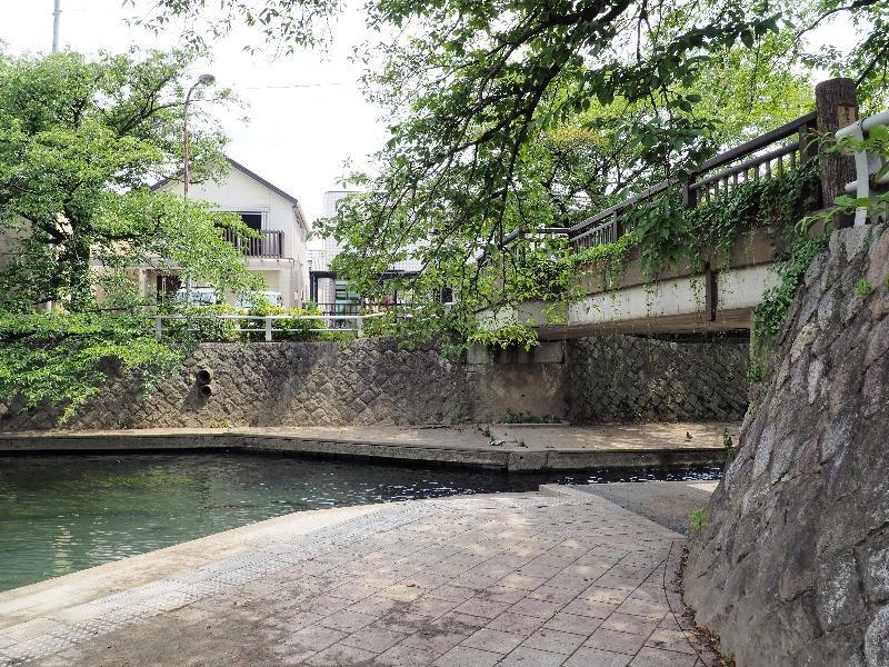 聲の形 舞台探訪 美登鯉橋(2)