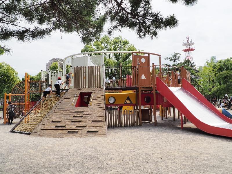 聲の形 舞台探訪 大垣公園