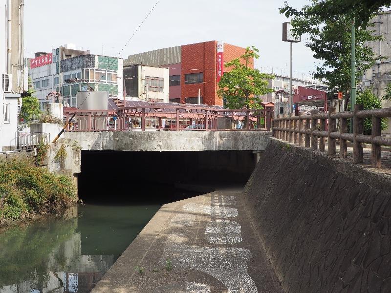 聲の形 舞台探訪 新大橋(1)