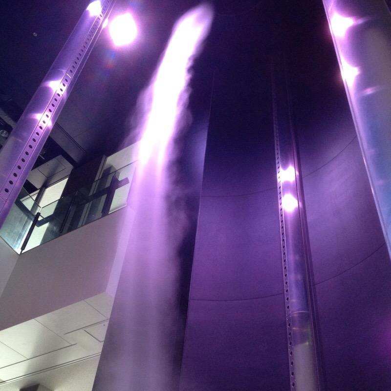 名古屋市科学館 理工館 3階「技術のひろがり」竜巻ラボ