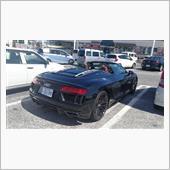 Audi R8 スパイダー