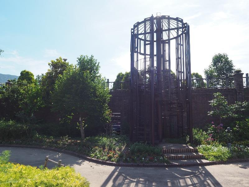 長良公園 沈床花園(4)