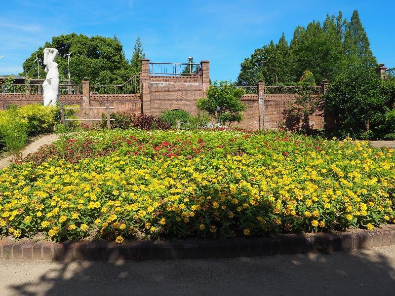 長良公園 沈床花園(5)
