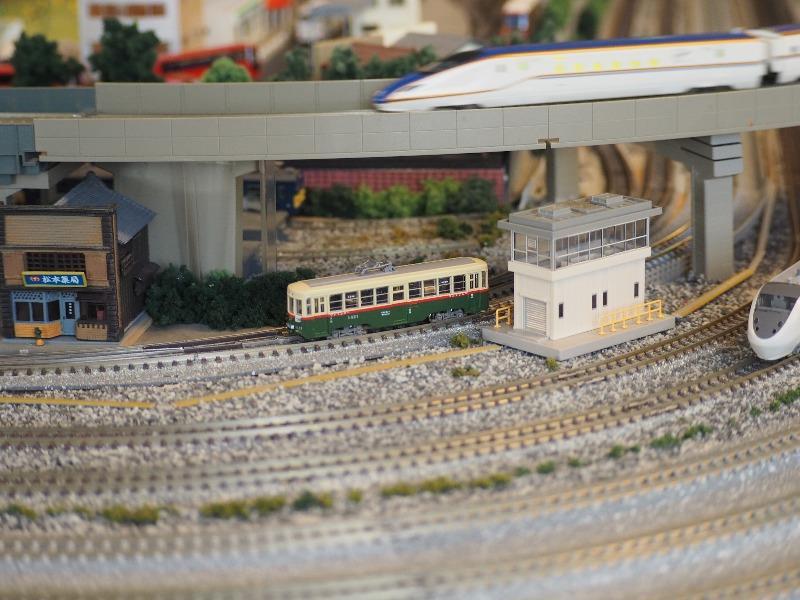 鉄道カフェはるか 鉄道コレクション 名古屋市交通局 1400型+TM-TR01(1)