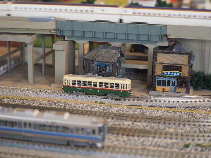 鉄道カフェはるか 鉄道コレクション 名古屋市交通局 1400型+TM-TR01(2)