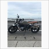 """BMW R nineT Scrambler""の愛車アルバム"