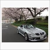 """""""AMG SLK""""の愛車アルバム"""