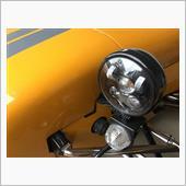 バイク用LEDヘッドライト汎用品