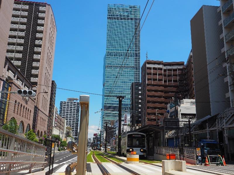 阪堺電軌 阿倍野駅 モ701