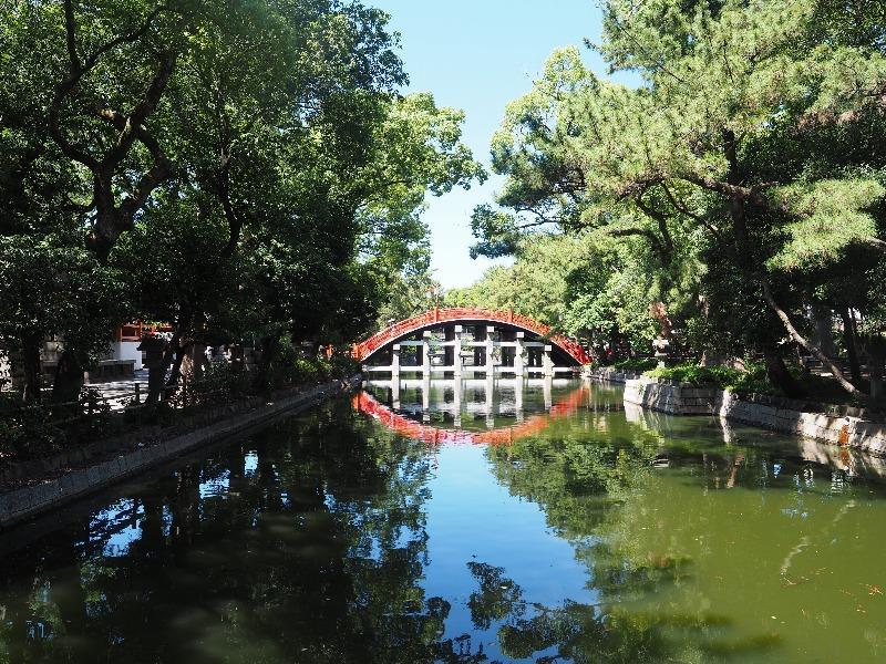 住吉大社 反橋(1)