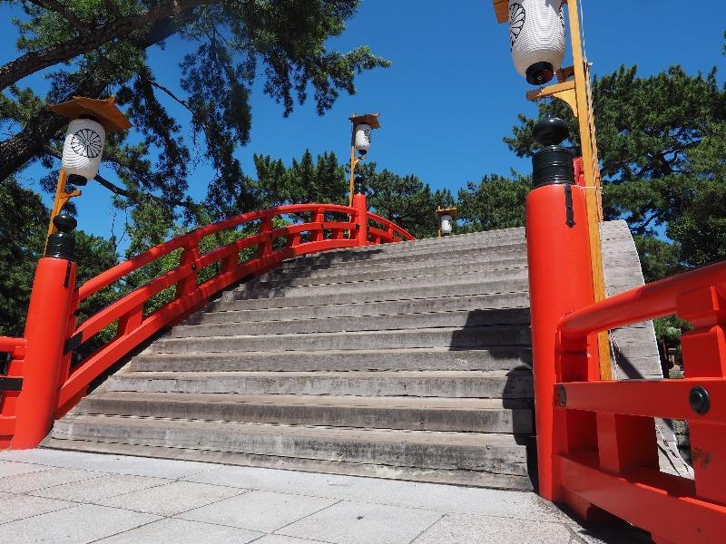 住吉大社 反橋(3)