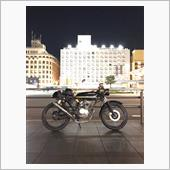 """""""CB50S Cafe Racer""""の愛車アルバム"""