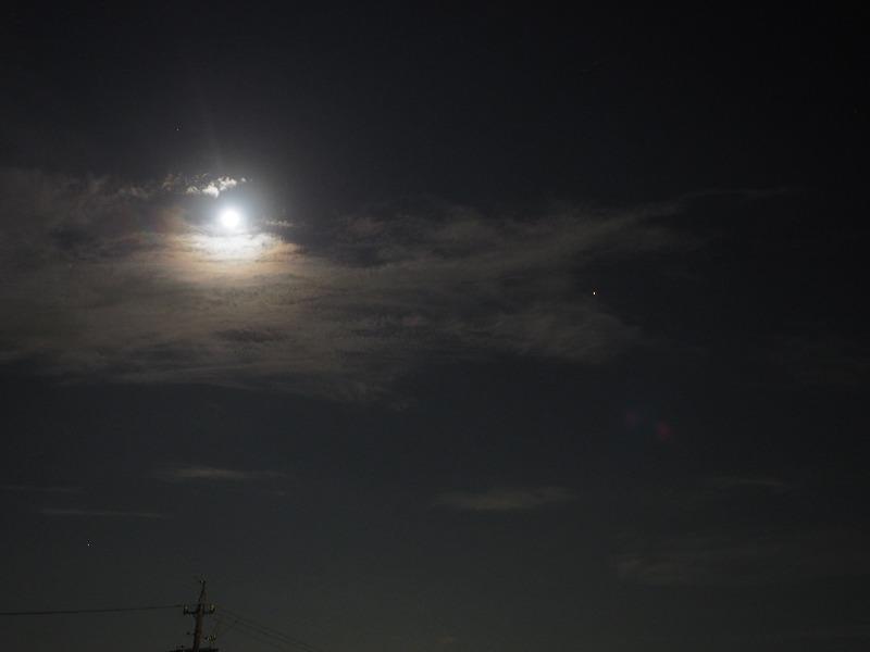 月と火星(1)フォーマルハウト