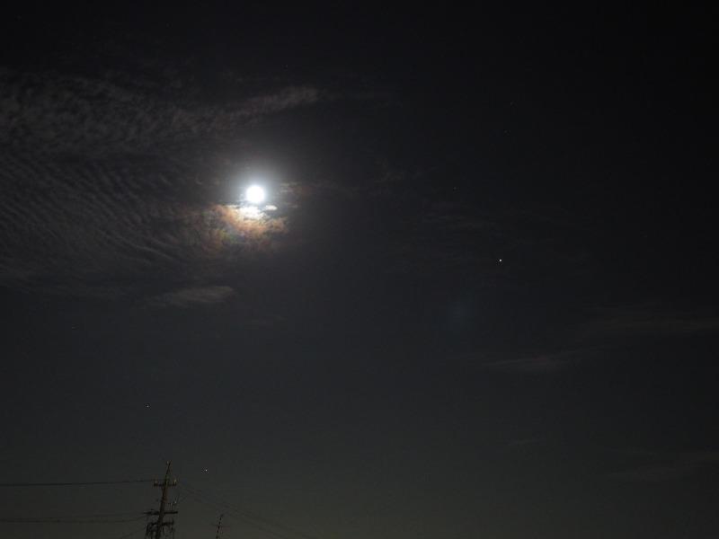 月と火星(3)フォーマルハウト