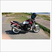 """""""ホンダ CB400 SUPER FOUR (スーパーフォア)""""の愛車アルバム"""