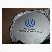 VW ガラスサンシェード