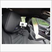 Sony ActionCam on BMW F90 M5