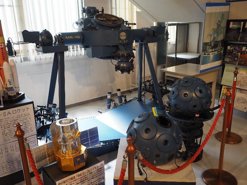 向日市天文館 初代プラネタリウム投映機(株)ミノルタ製 光学式MS-10AT型