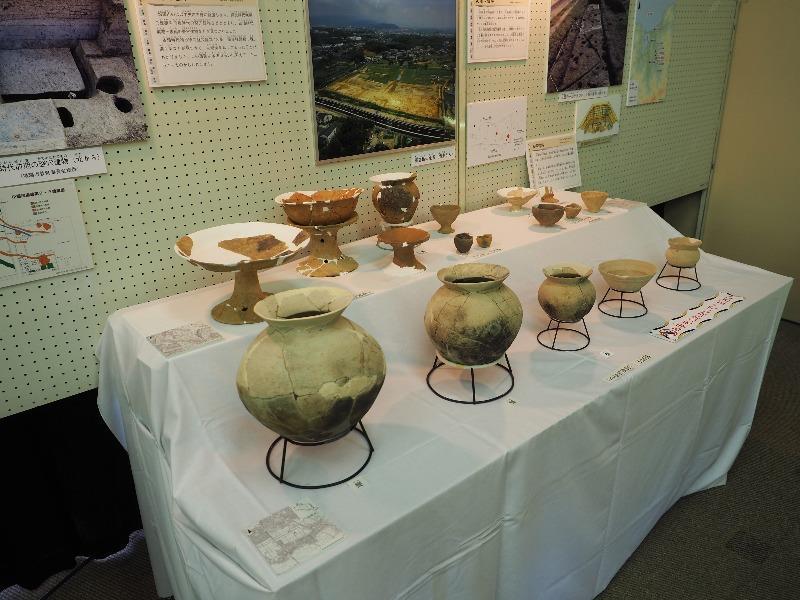 向日市文化資料館 展覧会「発掘された京都の歴史2018 いにしえの技とデザイン」土器
