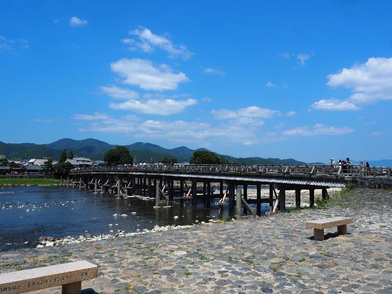 嵐山 渡月橋(1)